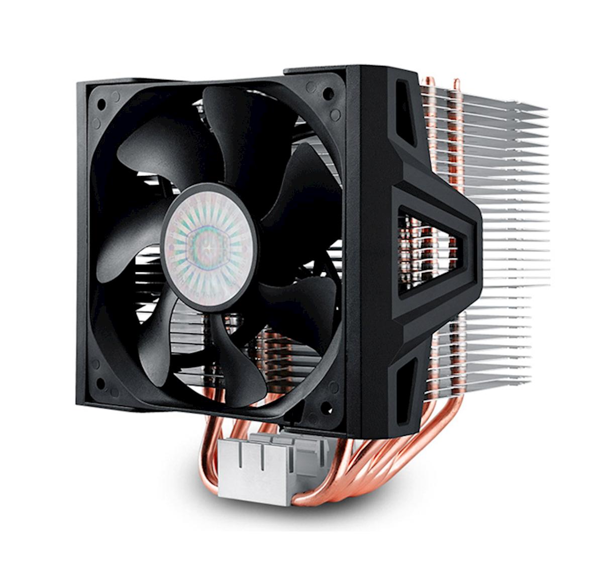 Quick-snap Fan Bracket Design