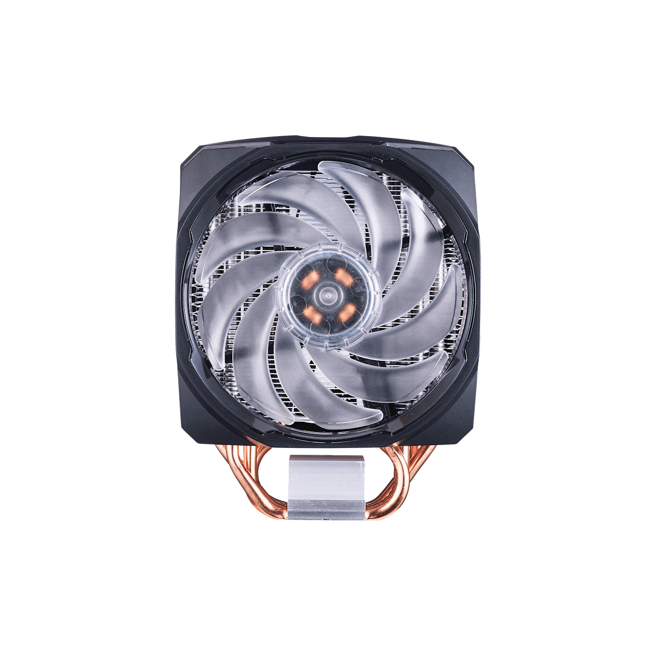 Continuous Direct Contact 2.0 (CDC 2.0) technology increases the surface area of the copper base by 45%