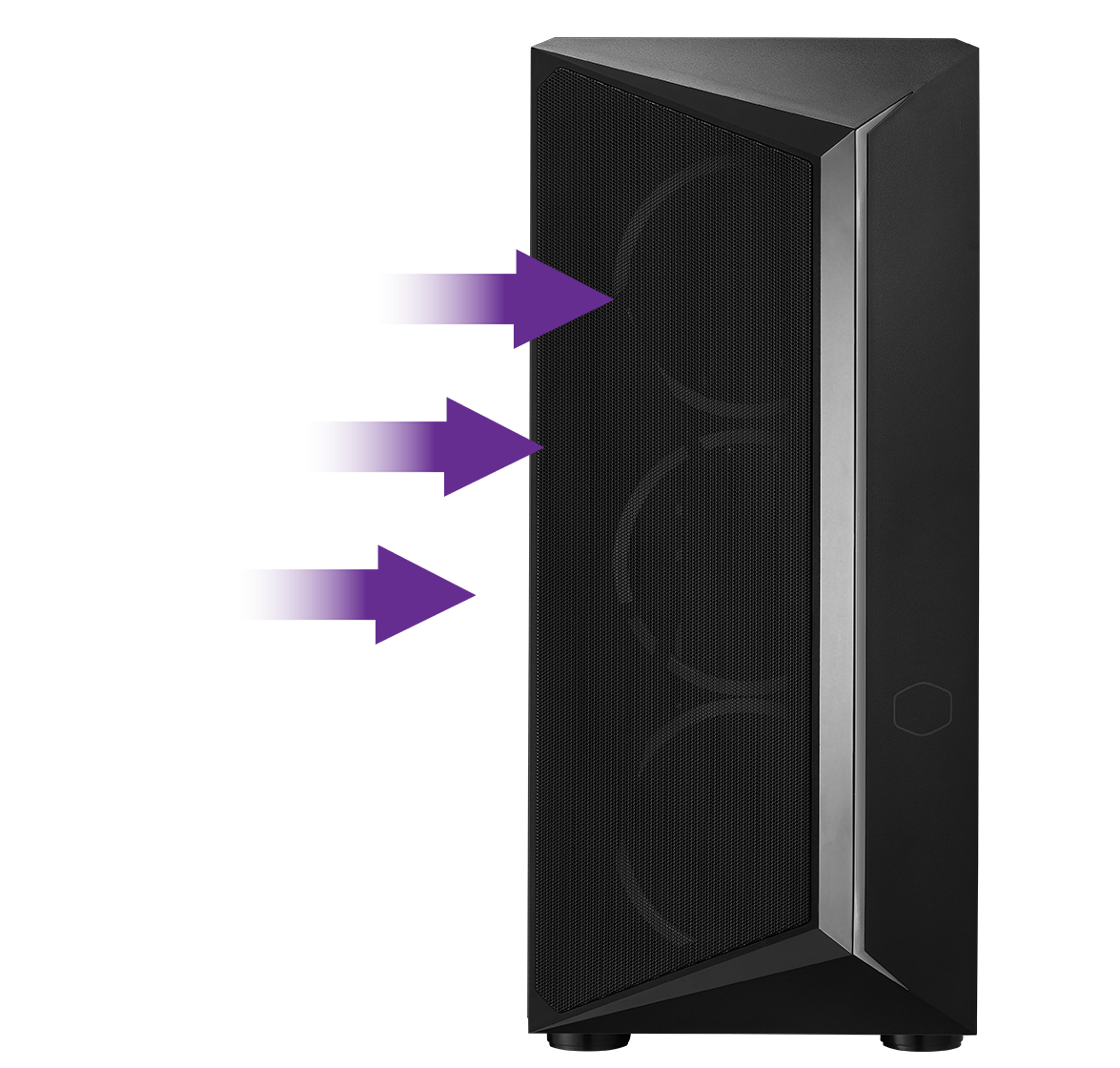 Large Filtered Intakes