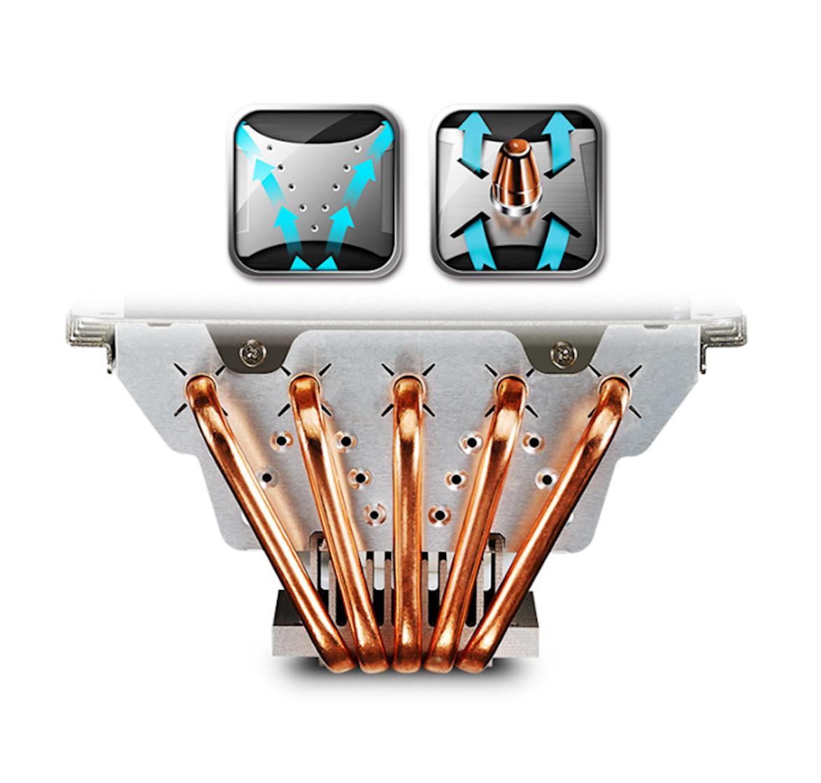 X-Vents & Air-Guide Design
