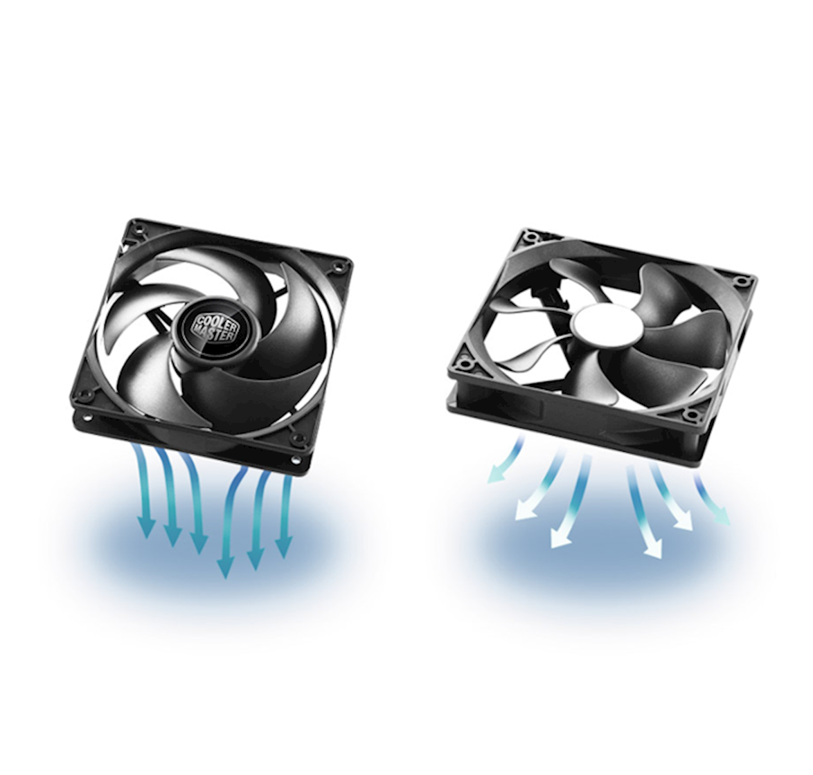 Protect your fan and generate more air pressure